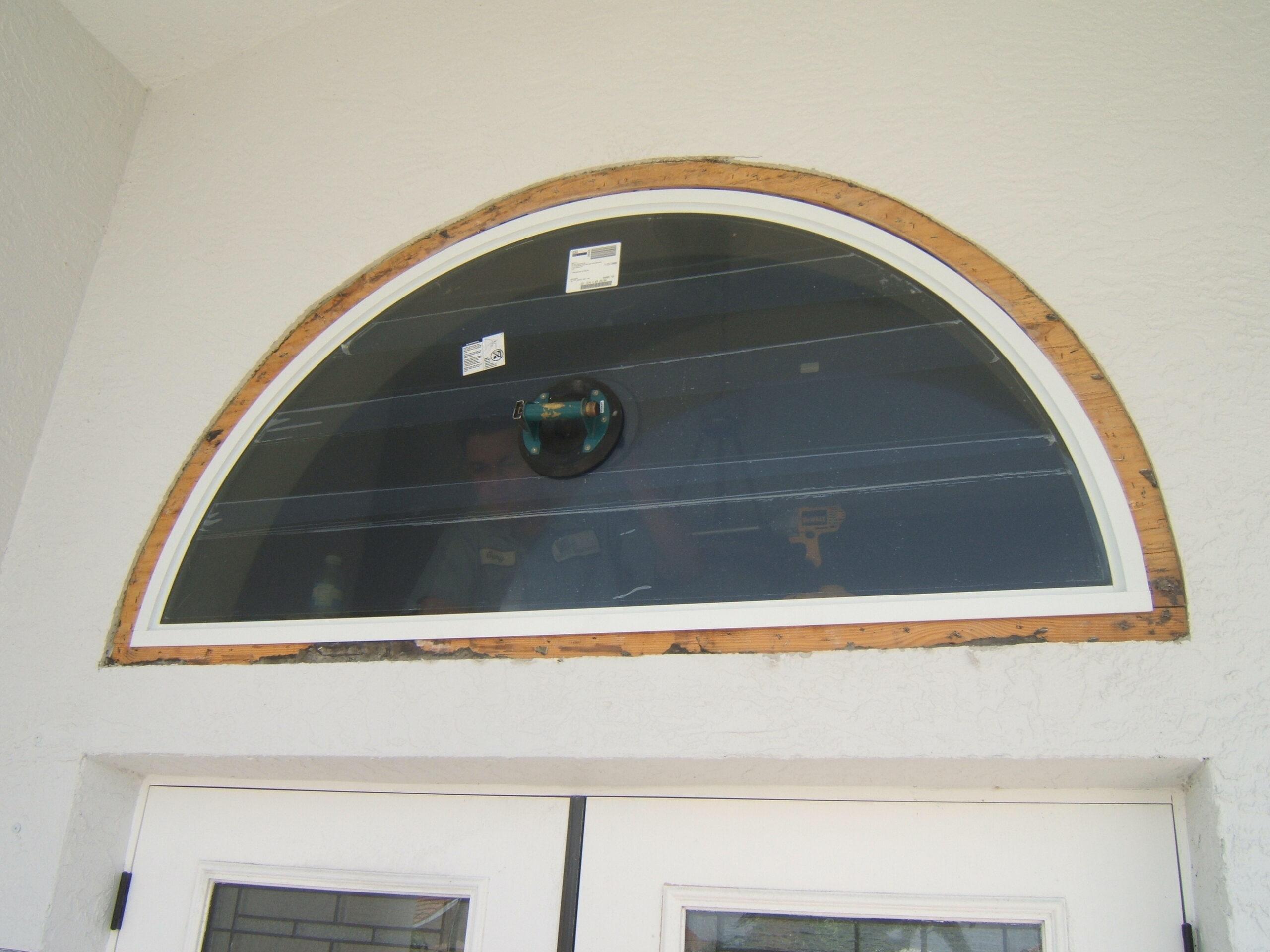 eurex impact window installation
