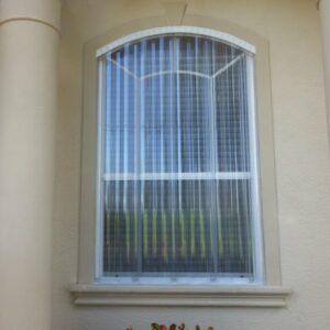 clear shutters for windows