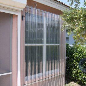 clear window shutters