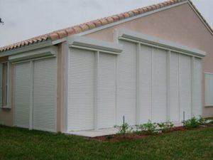eurex shutters roll down
