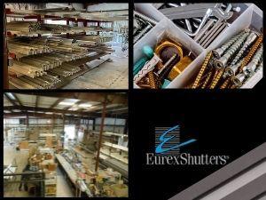 hurricane shutter hardware