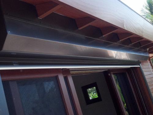 roll down shutters photo