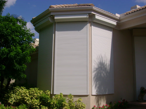 roll down shutters pictures