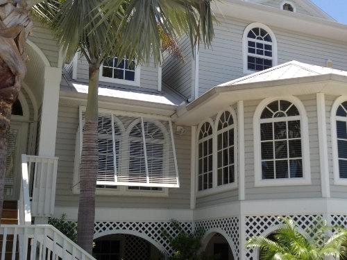 hurricane window shutters exterior bahama