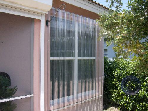 hurricane shutter image